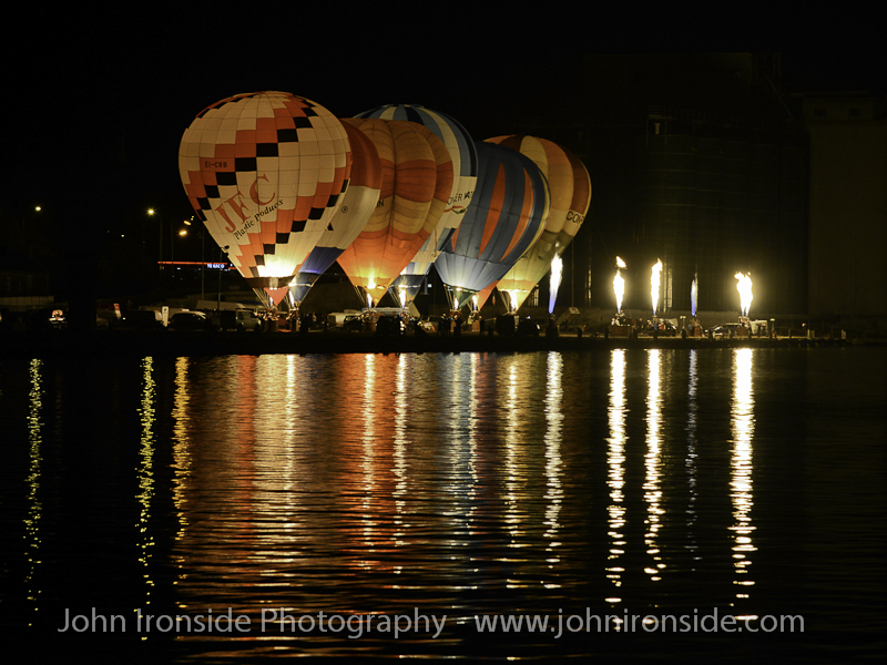 44th Hot Air Balloon Championships 2014, held in Waterford City 21st to 26th September 2014