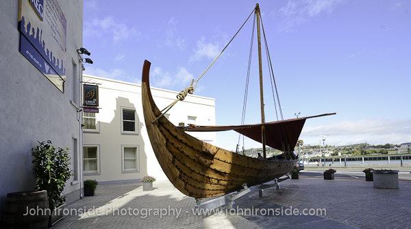 The Viking Triangle, Waterford, Ireland