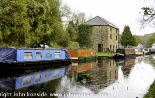 LLanfoist to Govilon walk, Monmouthshire and Brecon Canal, South Wales
