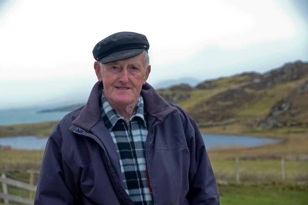 John Cancannon (Inishbofin Feries), Inishbofin, Co Galway, Ireland.