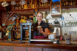 Coyne's Pub, Renvile, County Galway, Ireland.