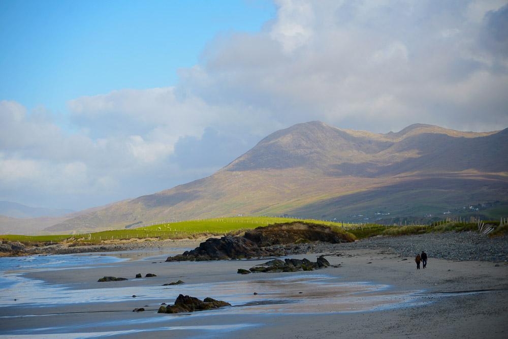 Renvile Penninsula, County Galway, Ireland.