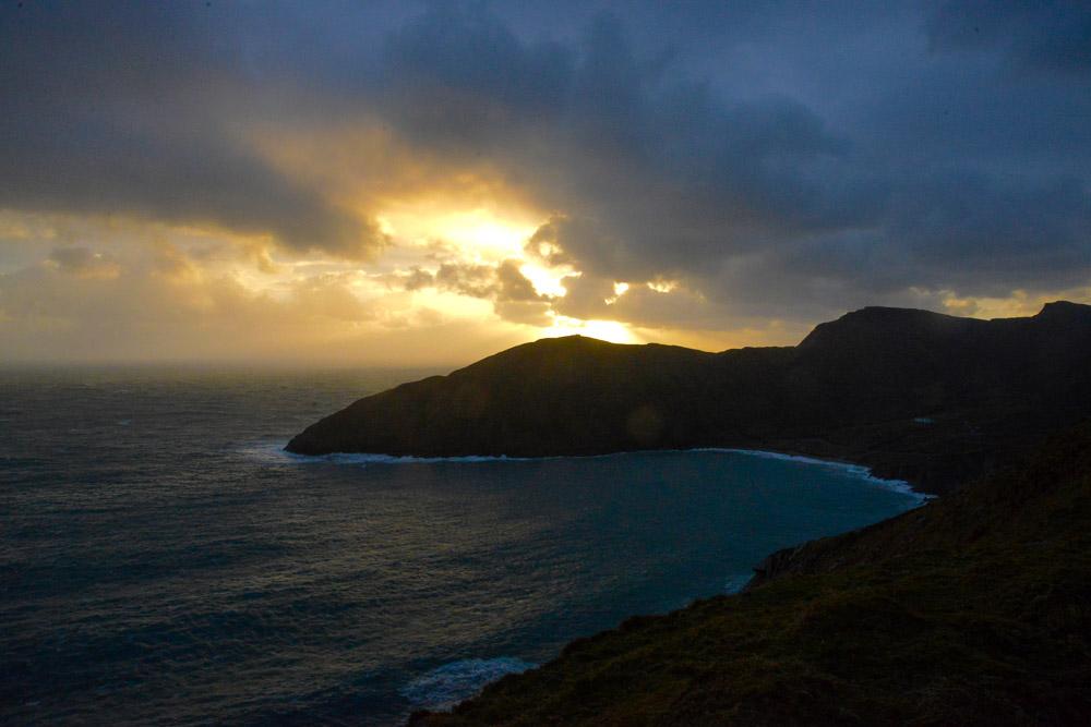 Moyteoge Head, Achill Island, County Mayo, Ireland.