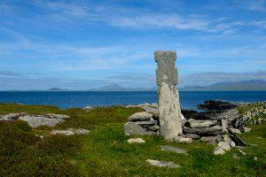 Caha Island, Co Mayo, Ireland