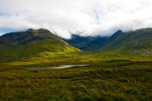 Doo Lough Pass, Co Mayo, Ireland