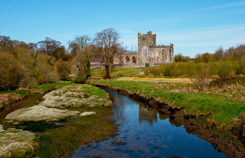 tintern Abbey, Tintern, Kook Peninsula, County Wexford, Ireland