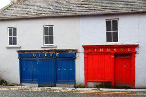 Main Street, Ennistimon, County Clare, Ireland