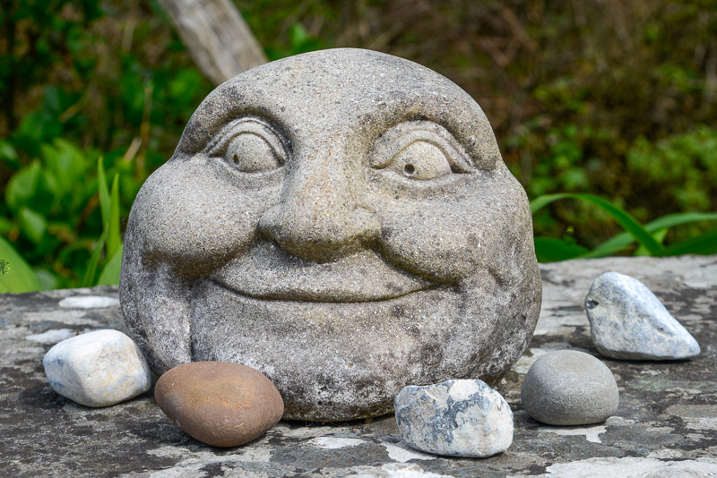 Sculpture near Doolin, County Clare, Ireland