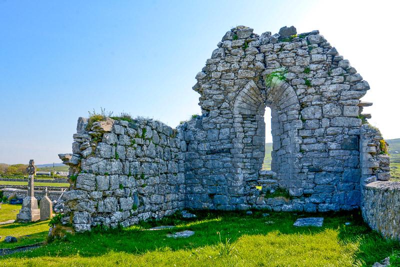 Burren Landscapes, Carran, Church, CarranThe Burren, Co Clare, Ireland