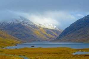 Doo Lough Pass, Conemara, Ireland. &copy John Ironside