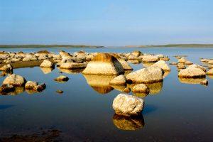 Tacumshen Lake, County Wexford, Ireland