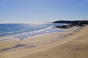Sand Eel Bay, Hook Penninsula, Co Wexford, Ireland. &copy John Irinside