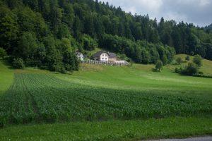 Triglav National Park, North West Slovenia. &copy John Ironside