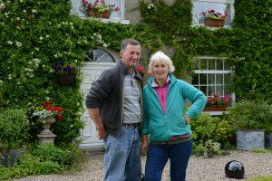 Caroline and Harry Deacon, Coolaught Gardens and Garden Center, Clonroche, Enniscorthy, County Wexford, Ireland. &copy John Ironside