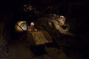 Mercury Mine, Indrija, Slovenia. &copy John Ironside