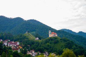 Idrija, North West Slovenia