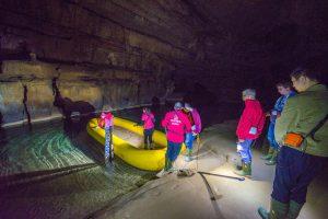 Krizna Cave, Green Karst Region, Slovenia