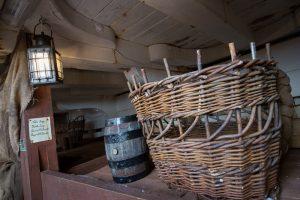 SS Dunbrody Famine Ship, New Ross, County Wexford, Ireland. &copy John Ironside