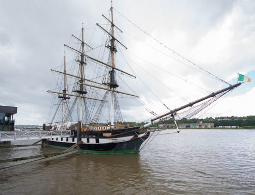 SS Dunbrody, an Irish Famine Story