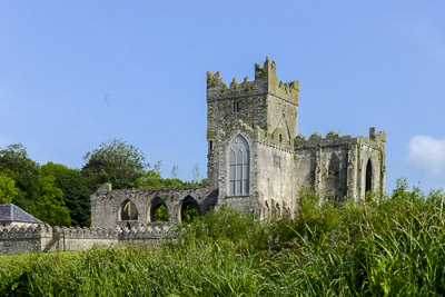 Tintern Abbey, Hook Peninsula, County Wexford, Ireland