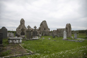 Hook Church, Hook Peninsula, County Wexford, Ireland