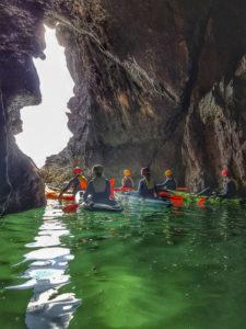 Sea Cave The Irish Experience
