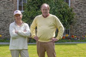 Emma & Mark Hewett, Kilmokea House and Garden, Campil, County Wexford, Ireland