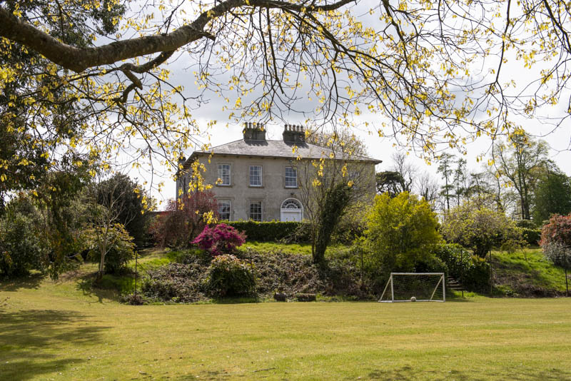 Woodville House and Gardens, New Ross, County Wexford, Ireland