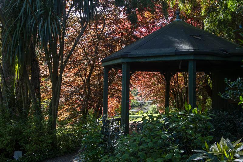 Mount Usher Garden, Ashford, County Wicklow, Ireland