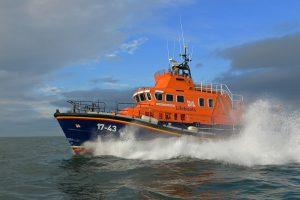 RNLI Lifeboat Severn Class